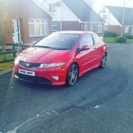 Honda civic type r swap for bmw 530d