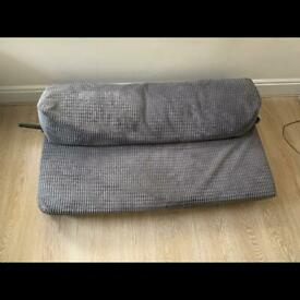 Foldable sofa bed/futon good condition