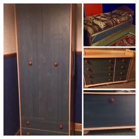 Full Boys Bedroom Furniture Set £175 or near offer