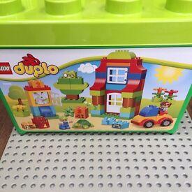 Toddler LEGO - Large Duplo Box of Fun