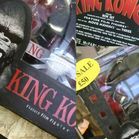 King Kong collectable