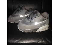Baby's Nike trainers uk 4.5