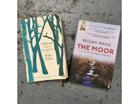 Outdoor Books - Wildwood & The Moor