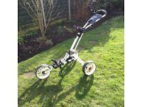 EZE Glide Golf Trolley.