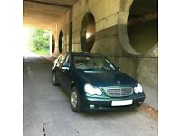 Mercedes C180 Elegance Low miles & Good Condition Quick Sale at a Bargain Price. Offers Welcome PX