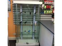 MOBILE PHONE DISPLAY X 2 CABINETS