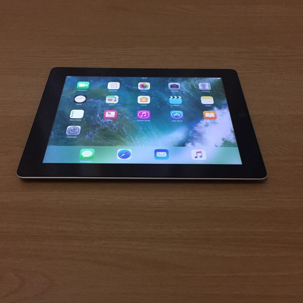 iPad 4 Like brand conditionin Dewsbury, West YorkshireGumtree - iPad 4 (4 gen) wifi like brand new & works absolutely perfect comes with charger.No offers or swaps please