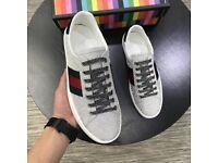 Gucci Sneakers (Glitter)