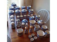 Blue & White Kitchenware