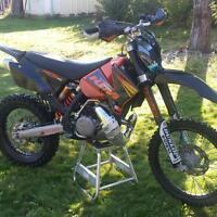 2007 KTM 300 xc