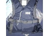 Helly Hansen buoyancy aid for sailing and boating