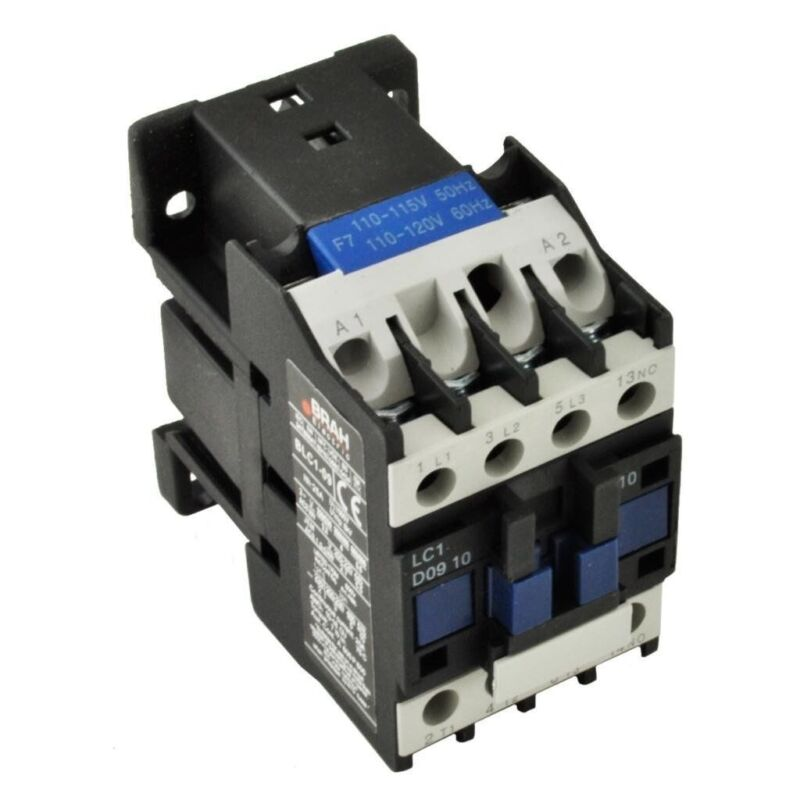 Aftermarket TELEMECANIQUE LC1-D09 AC 25A Contactor LC1D09 LC1D0910-U6 240V Coil
