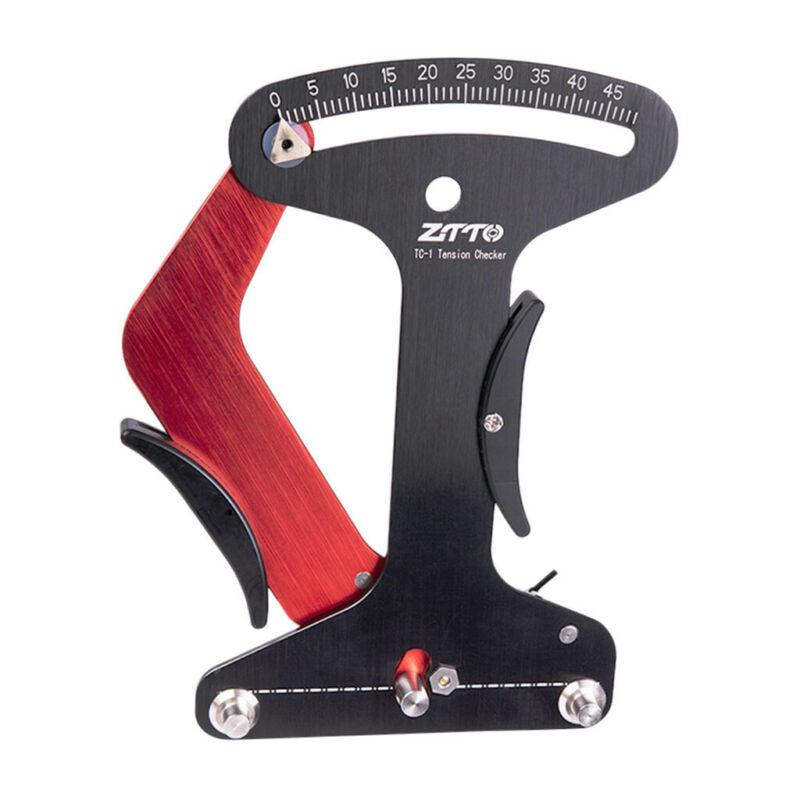 Bicycle Bike Cycling Tool Spoke Tension Meter Measurement Tool Gauge Calibration