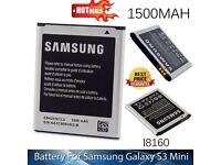 NEW GENUINE Samsung Galaxy Ace 2 & Galaxy S3 Mini BATTERY