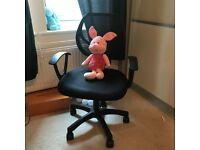 Swivel stylish fabric mesh office/study chairs