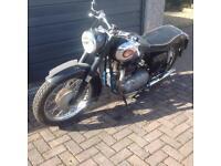 BSA GOLDEN FLASH 1960.....650cc