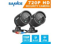 720P HD CCTV Camera's