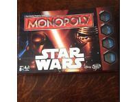 Star Wars monopoly