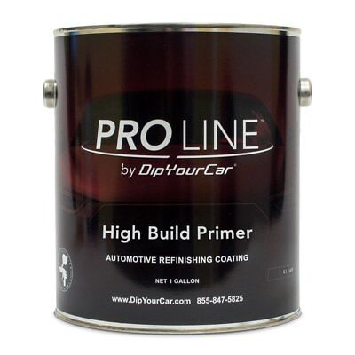 High Build Primer - 1 Gallon DipYourCar ProLine HBP High Build Primer DYC Plasti Dip