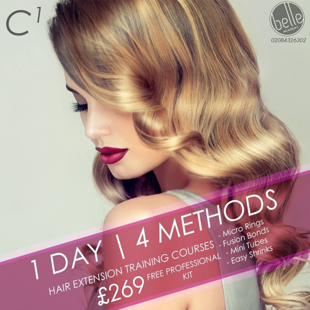 Hair Extension Courses Norwich All Inclusive Of Training