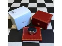 Authentic Cartier Ballon Bleu Automatic 42mm watch complete set with box and papers