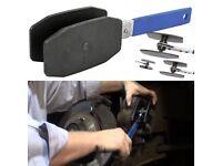 Brand New, Boxed Brake Caliper Piston Tool Ratchet Brake Pad Install Tool
