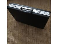 Vintage Samsonite black Attache case from Harrods