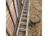 Extending ladder approx 35ft