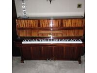 Rich Weber Upright Piano
