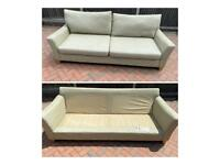 NEXT large 3 seater sofa in very good condition