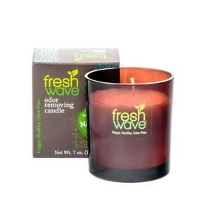 Fresh Wave Amber Candle