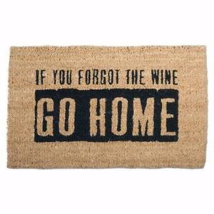"""""""Where's The Wine?"""" Doormat by TAG - Brand New"""