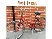 Puch womens bike
