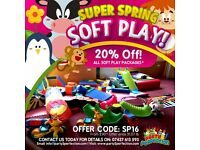 Soft Play Hire,Childrens Entertainer, Face Painting, Popcorn & Candy Floss Hire, Party Planner