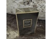 Coco Chanel Noir perfume brand new in wrapper