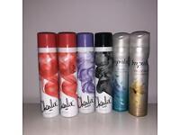 Charlie and Impulse Sprays
