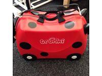 "Kids ""Ladybird"" Trunki suitcase"