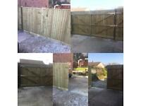 Fence replacement or supply only