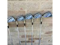 Left Handed Golf Irons.