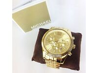Mens Michael Kors Watch MK8281 (Boxed with booklet)