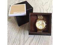 Brand New Michael Kors Ladies Wrist Watch