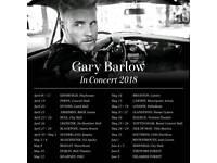 Gary Barlow Tickets London Palladium Saturday 19th May 2018