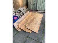 Free wood / chipboard