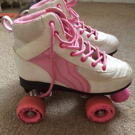 Nike air 90's, Rio roller skates