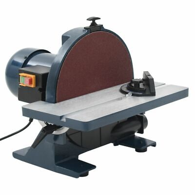 vidaXL Lijadora de Disco 800 W 305 mm Herramientas Bricolaje Pulidora Limadora