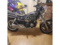 Honda CB650 Night Hawk Classic Collectable Street Custom Bike