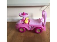 Peppa Pig My First Sit and Ride-On Car