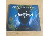 Cirque Du Soleil Amaluna CD Album New & Sealed