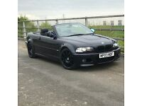 BMW M3 CONVERTIBLE FULLY LOADED HPI CLEAR FSH PX/SWAP