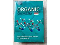 Oxford Organic Chemistry - Second edition Textbook